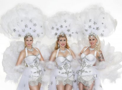 Blonde Bombshell Burlesque