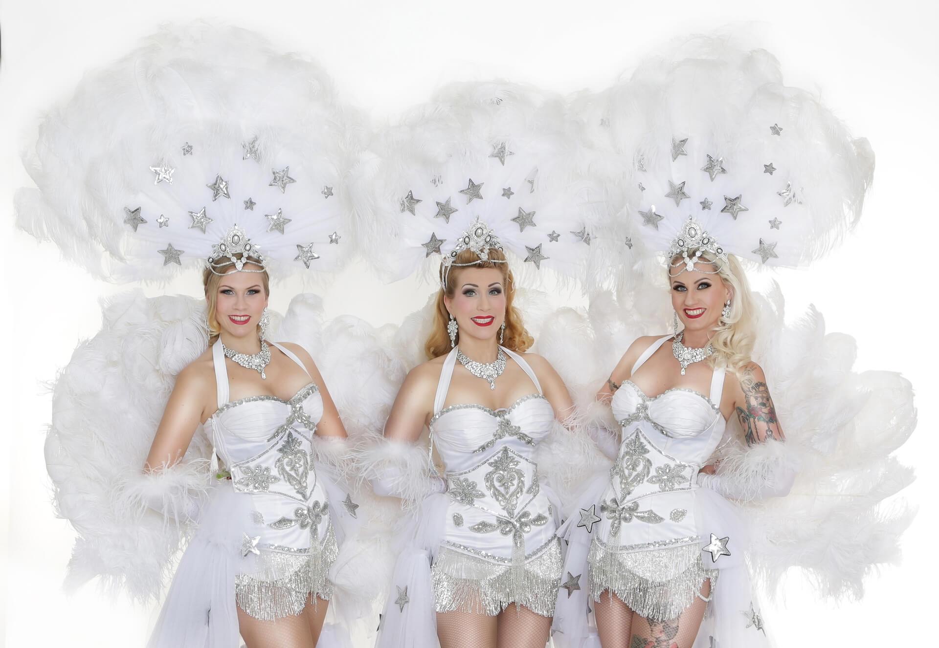 Burlesque Show buchen Burlesque Tänzerin Blonde Bombshell Burlesque München