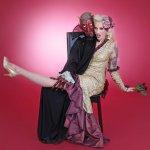 Burlesque Show Burlesque Tänzerin buchen