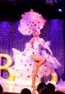 Showgirl - Rose Rainbow