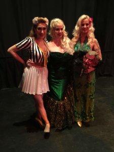 Florida Burlesque Festival by Bambi La Fleur