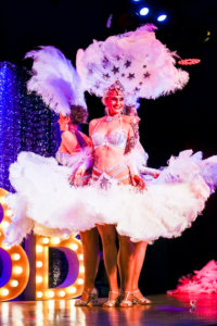 Rose Rainbow BBB Showgirls