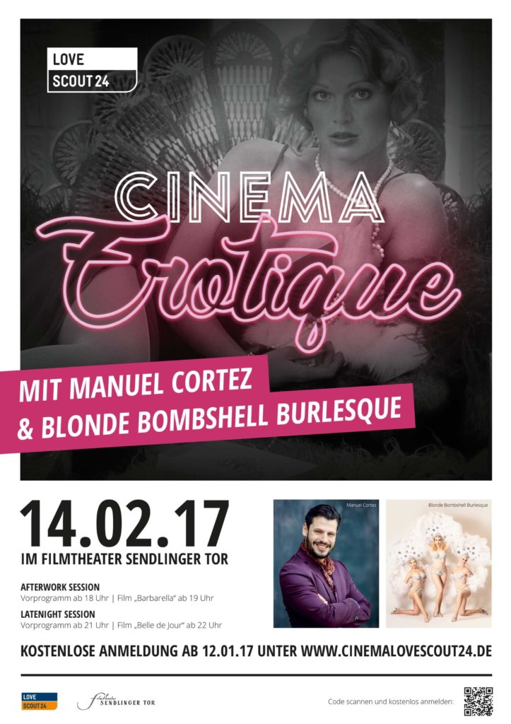 Cinema Erotique LoveScout24