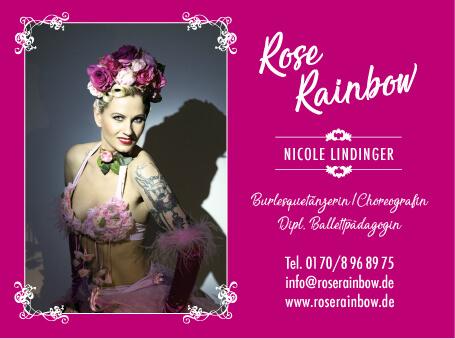 Burlesque Tänzerin München buchen